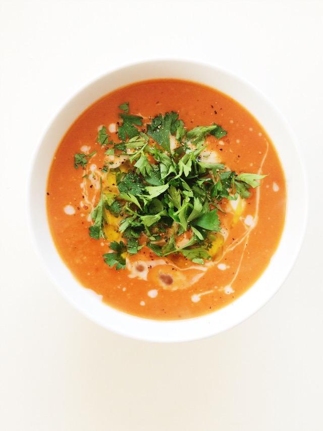 Tomato & Fennel Soup 1
